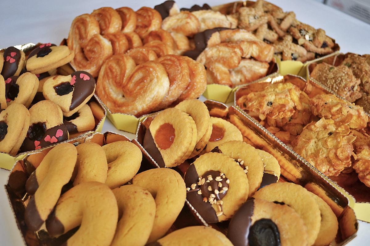 biscotti grande distribuzione